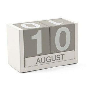 Kalendár Design Ideas ThreeSixFive Fog