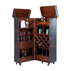 Pojazdný bar Kare Design Trunk