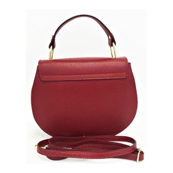 Kožená kabelka Julia Red