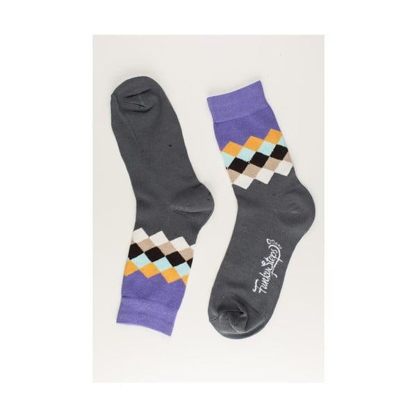 Unisex ponožky Funky Steps Samba, veľkosť 39/45
