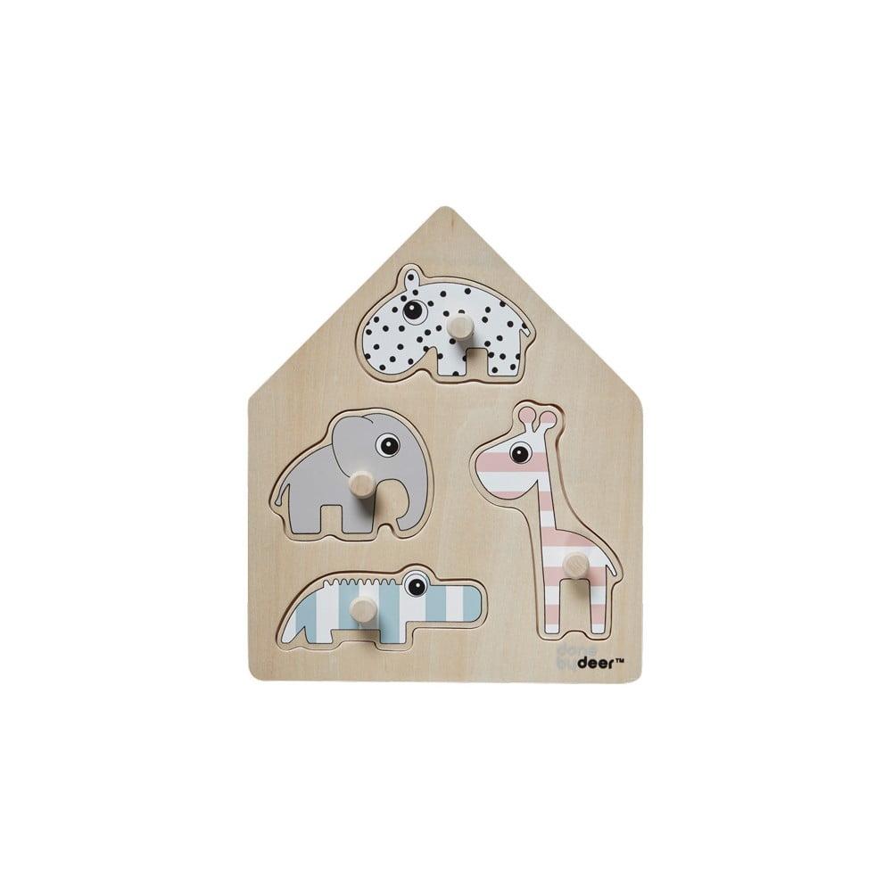Detské puzzle Done by Deer Peg
