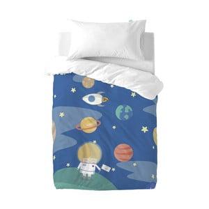 Detské obliečky z čistej bavlny Happynois Astronaut, 100×120 cm