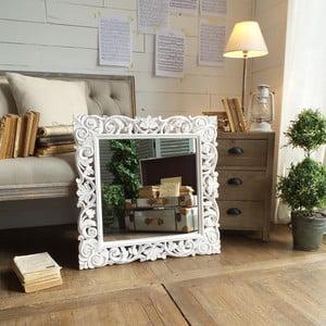 Zrkadlo Monza Antique White