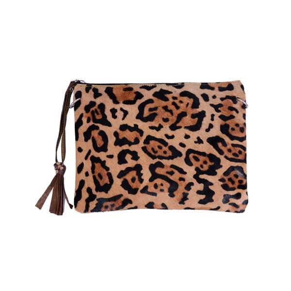 Kožená kabelka Bolso Animal
