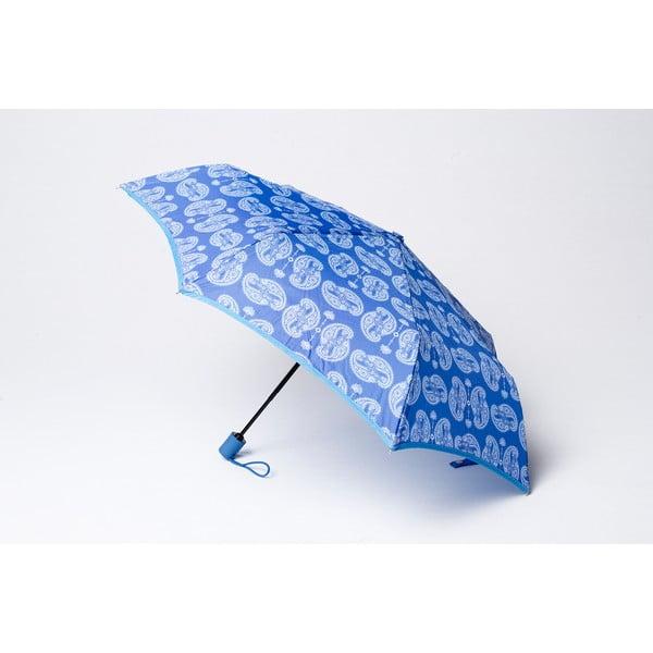 Skladací dáždnik Alvarez Cashmere Blue