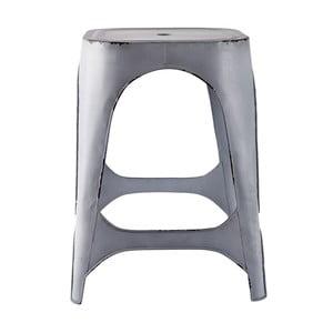Stolička KJ Collection Silver Matt, 47 cm