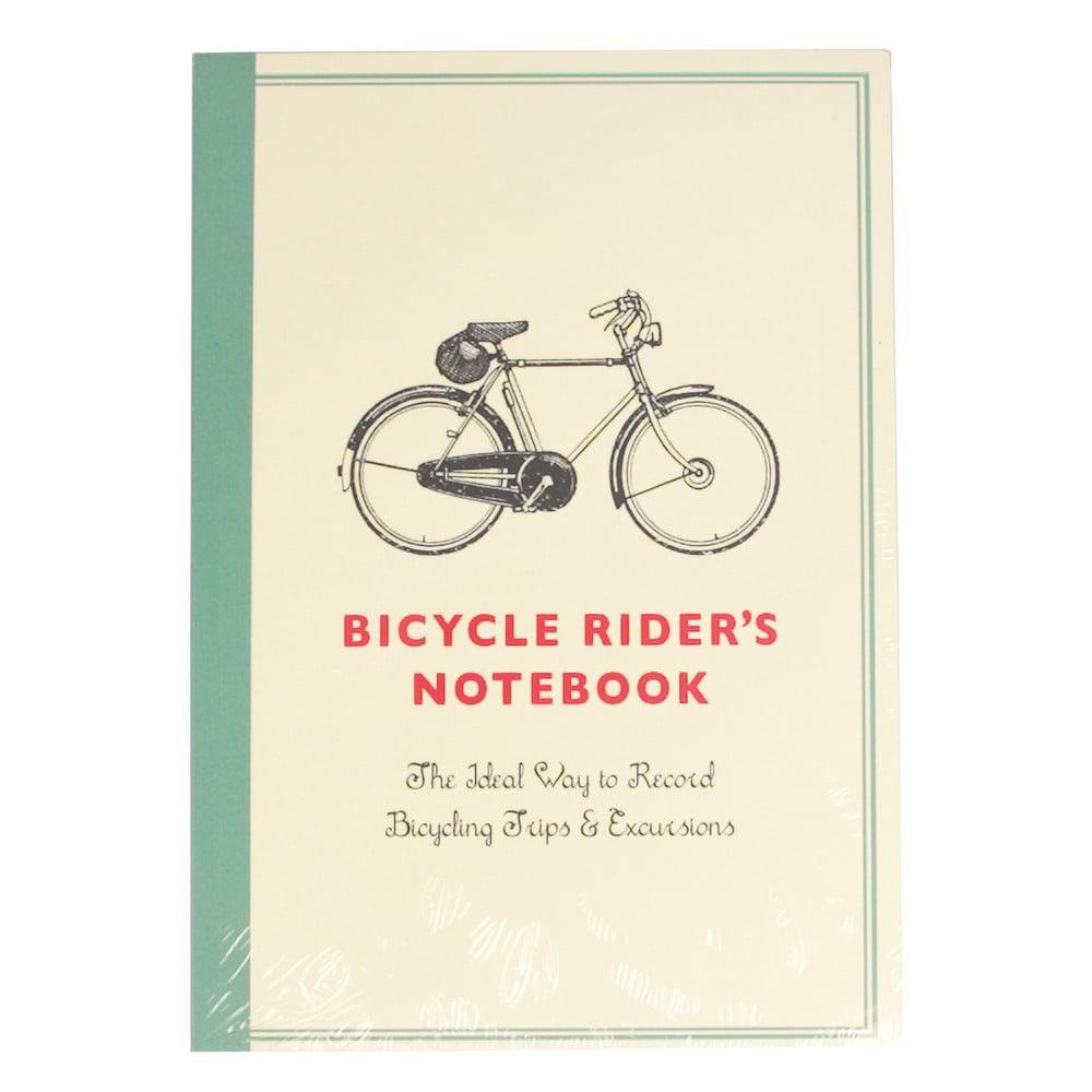 Zápisník A5 Rex London Bicycle, 60 stránok