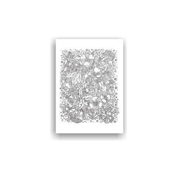 Obraz na vymaľovanie Color It no. 75, 70x50 cm