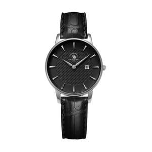 Dámske hodinky s koženým remienkom Santa Barbara Polo & Racquet Club Anna