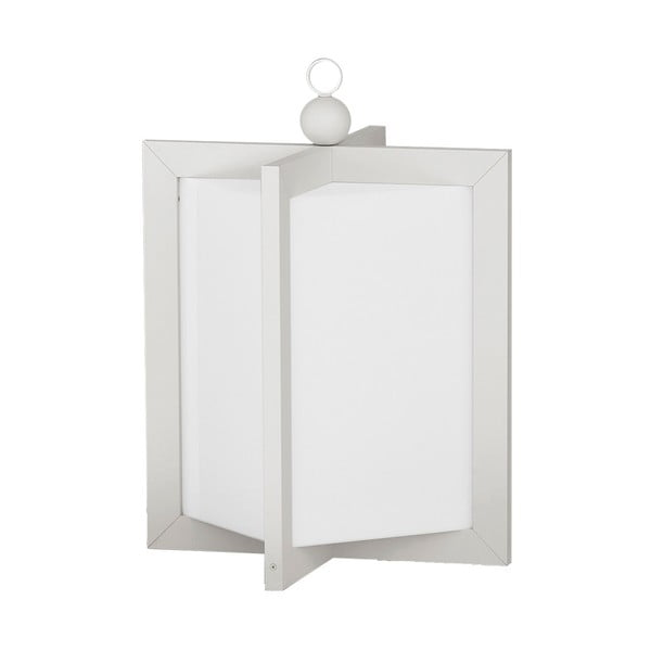 LED lampáš Ricaricabile White, 56 cm