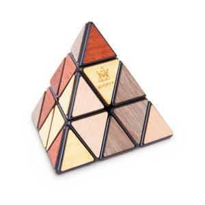 Drevený hlavolam RecentToys Pyramída Deluxe