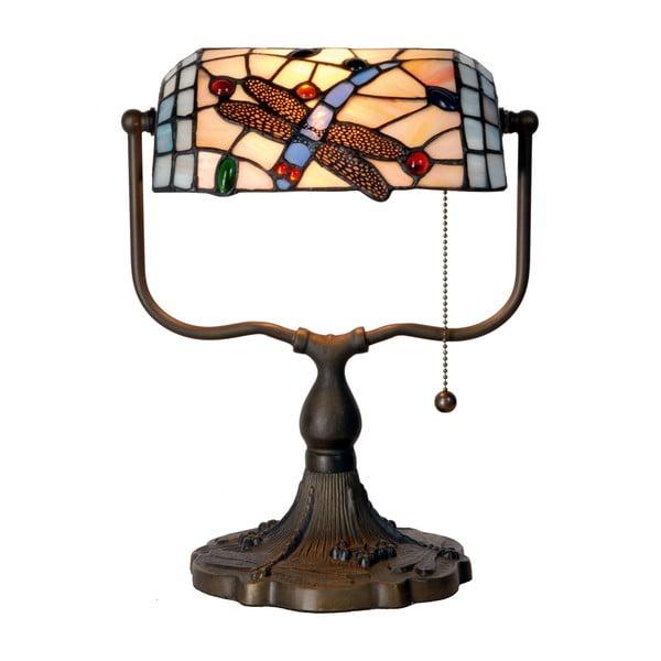 Stolová lampa Bureau Tiffany
