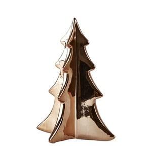 Dekoratívna soška KJ Collection Tree Bronze, 17cm