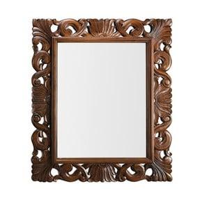 Nástenné zrkadlo v mahagónovom ráme Moycor Vintage
