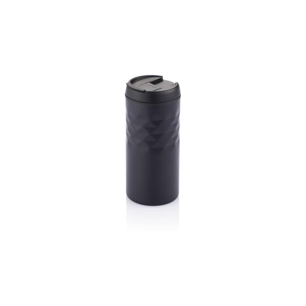 Čierny termohrnček XD Design Mosa, 300 ml