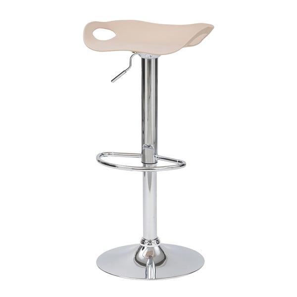 Barová stolička Rome, krémová