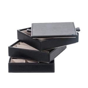Trojitá šperkovnica Storage