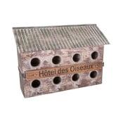 Vtáčia búdka pre 8 vtáčikov z jedľového dreva Antic Line Bird Hotel