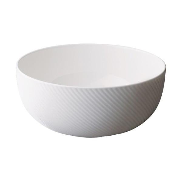 Miska z kostného porcelánu Flute, 11 cm