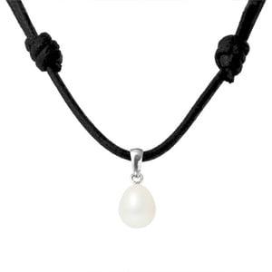 Náhrdelník s riečnymi perlami Varsamia