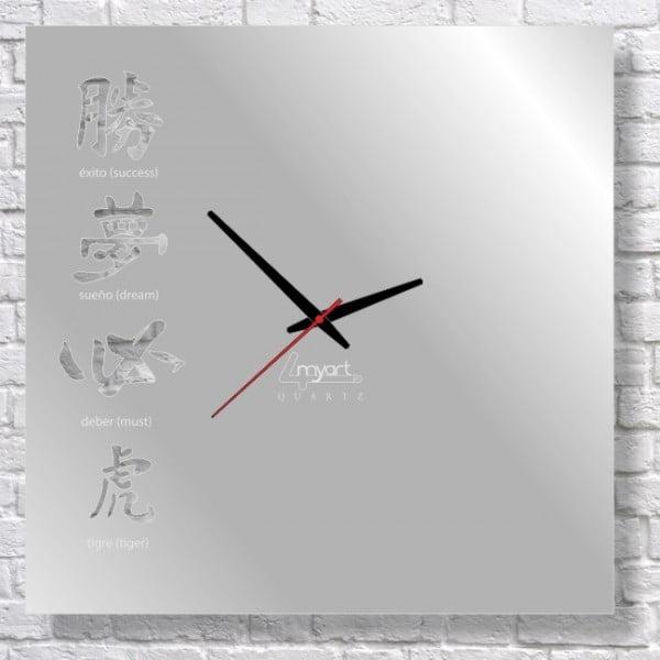 Nástenné hodiny Kanji I