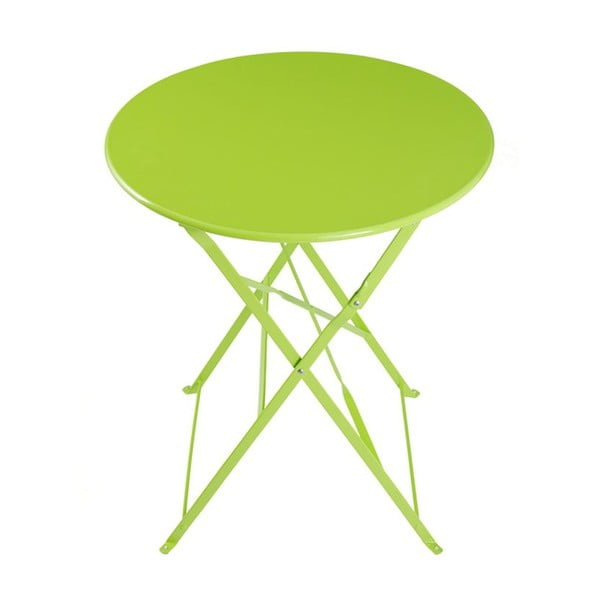 Skladací stôl Avila Green, 72x60x60 cm