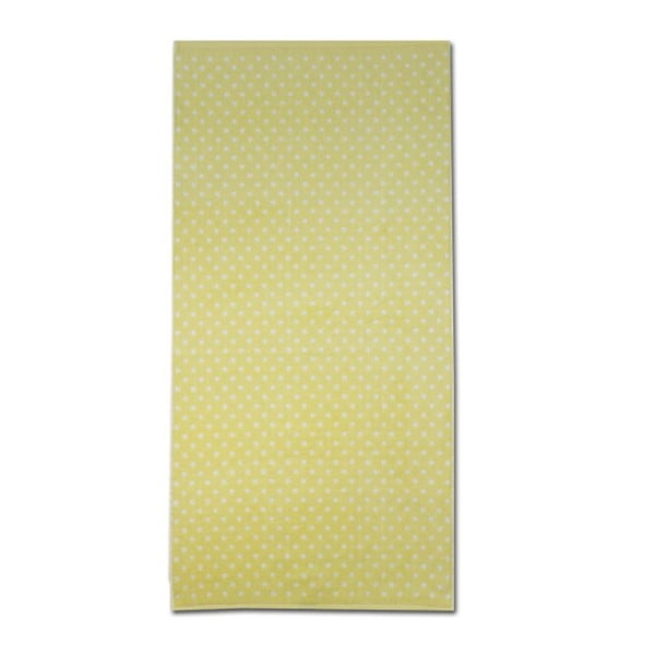 Uterák Nostalgie Yellow, 80x160 cm