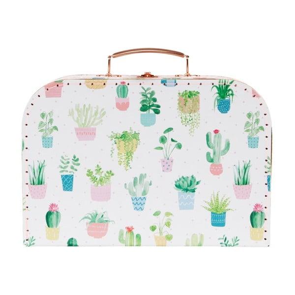Sada 3 kufríkov Sass & Belle Pastel Cactus