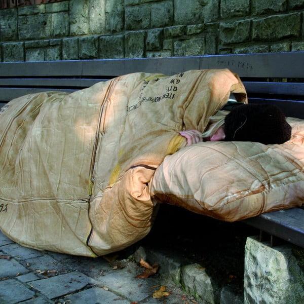 Obliečky Snurk Le Clochard,200x200cm