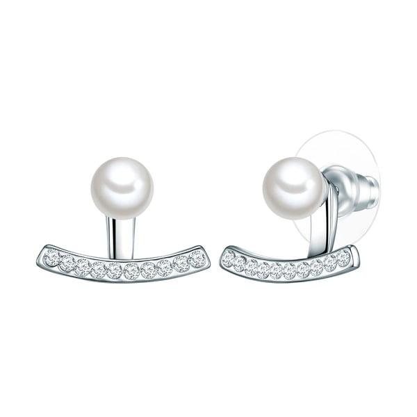 Perlové náušnice Perldesse Iri, perla 6 mm