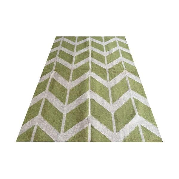 Ručne tkaný koberec Kilim Modern 152, 110x155 cm
