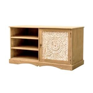 TV stolík z masívneho mangového dreva Massive Home Sweet