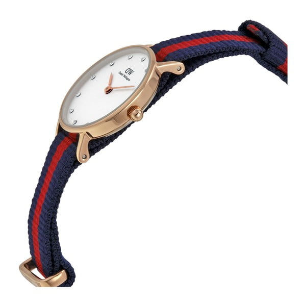 Dámske hodinky Daniel Wellington Oxford Gold