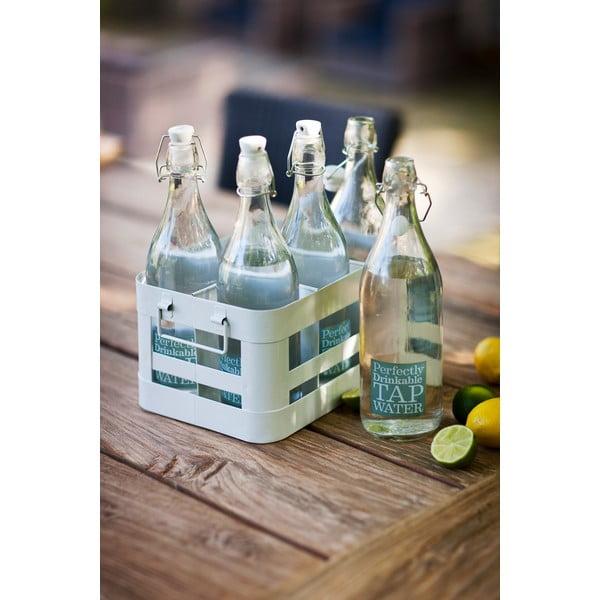 Sklenená fľaša Tap Water