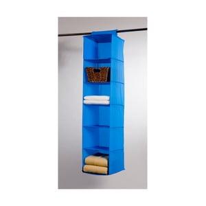 Textilný závesný organizér Compactor Garment Marine 6 Rack