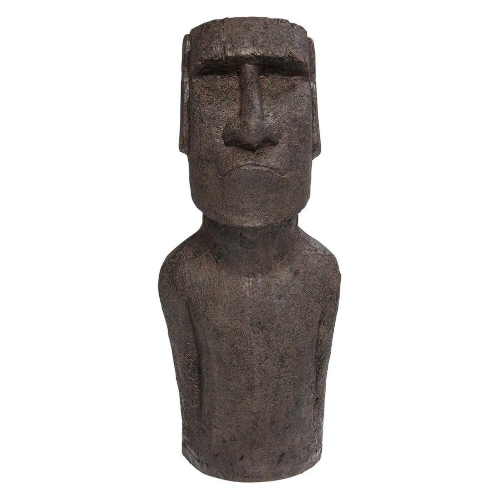 Keramická socha Kare Design Easter Island, výška 80 cm
