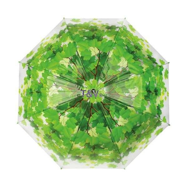 Dáždnik Esschert Design  Feuilles