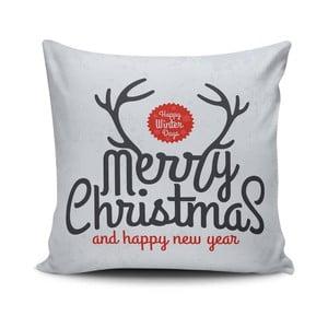 Vankúš Christmas Pillow no. 23, 45x45 cm