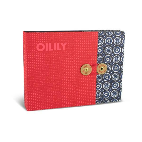 Sada 15 kartičiek a obálok v krabičke Portico Designs Oilily