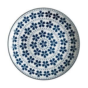 Sada 6 dezertných tanierov Culinary Delight Flower, ⌀20,5 cm