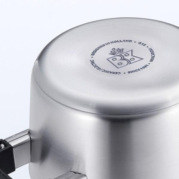 5-dielna sada riadu z nehrdzavejúcej ocele BK Conical Cool