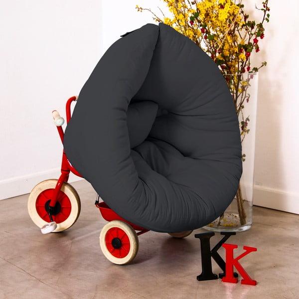 Detské kresielko Karup Baby Nest Gray