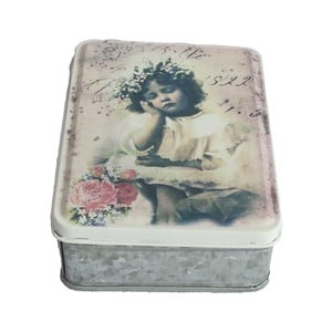 Kovová krabička Antic Line Angel