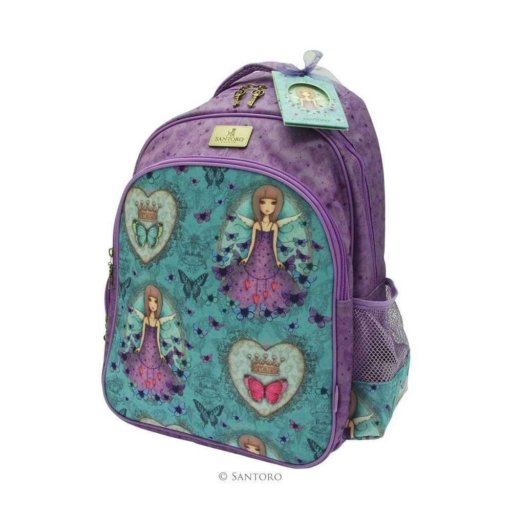 e12bdfc14b Školský batoh Santoro London Mirabelle Butterfly ...