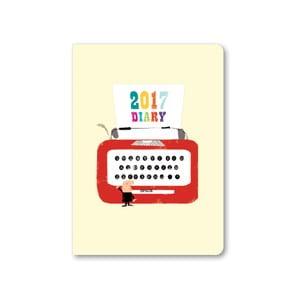 Diár A6 Portico Designs Ink Press