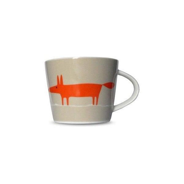 Hrnček MAKE International Mr. Fox Orange/Neutral, 250 ml