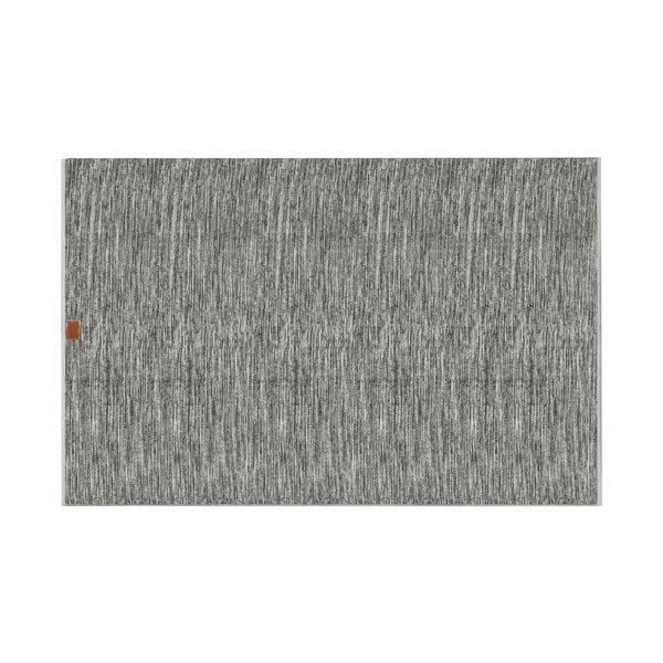 Tmavosivý koberec Hawke&Thorn Parker, 200x300 cm