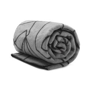 Bavlnená deka Mumla Geometria, 150 x 200 cm