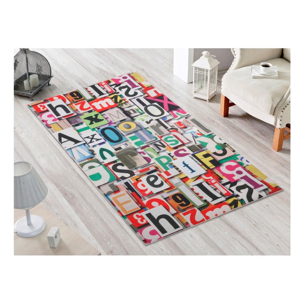 Odolný koberec Vitaus Chandler, 80 × 120 cm