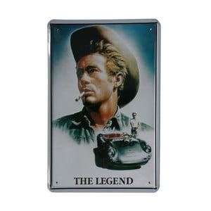 Ceduľa The Legend, 20x30 cm